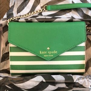 Brand new Kate Spade Fairmount Square Bag